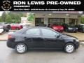 Kia Forte EX Ebony Black photo #1