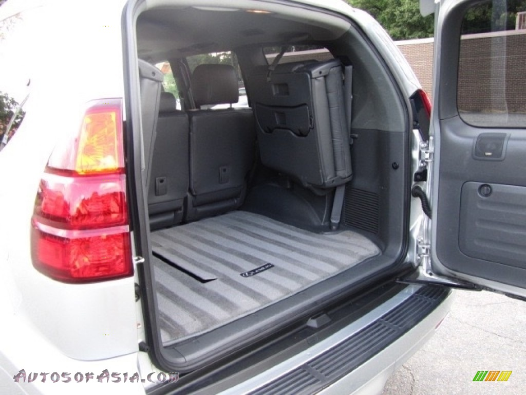 2006 GX 470 - Titanium Metallic / Dark Gray photo #19