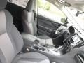 Subaru Crosstrek 2.0i Premium Crystal Black Silica photo #10