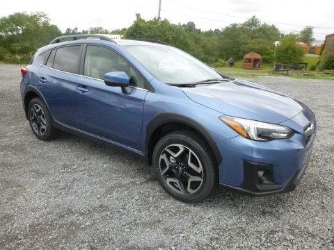 Quartz Blue Pearl 2019 Subaru Crosstrek 2.0i Limited