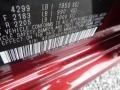 Subaru Impreza 2.0i Premium 4-Door Crimson Red Pearl photo #15
