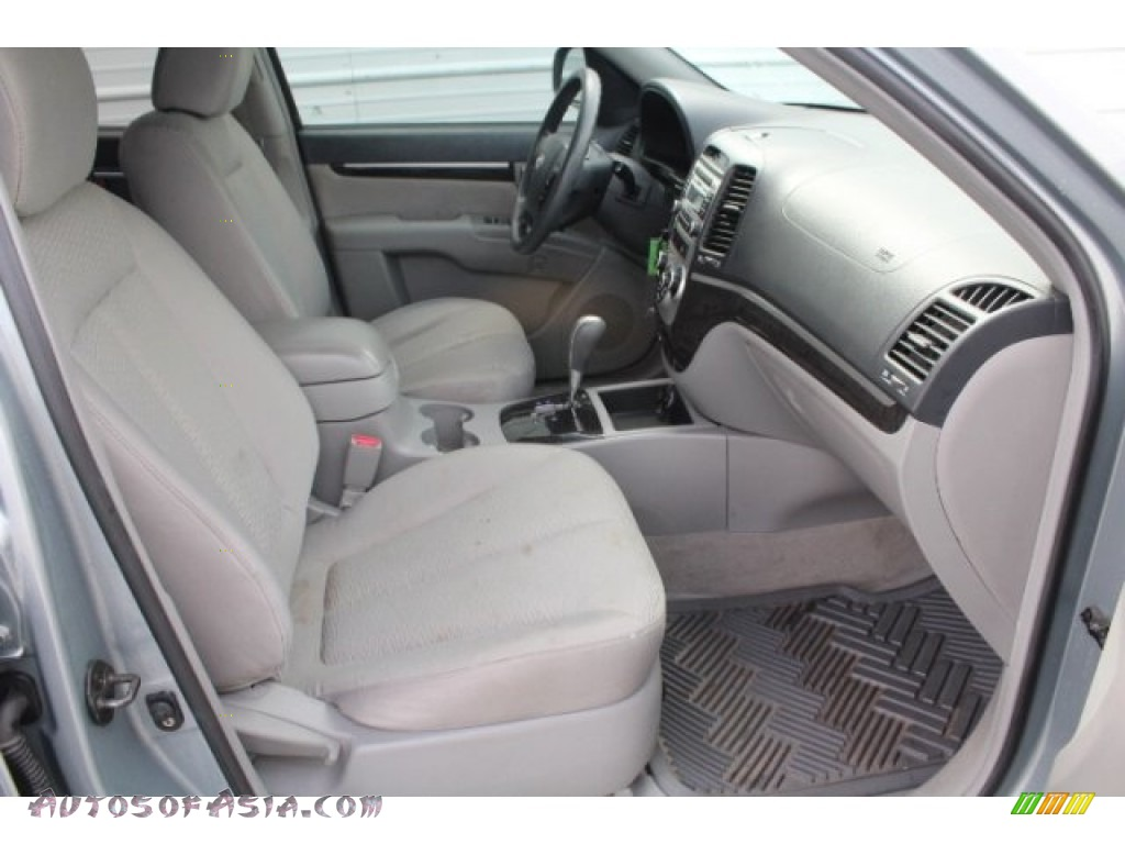 2007 Santa Fe GLS - Steel Gray / Gray photo #31