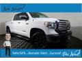 Toyota Tundra Limited CrewMax 4x4 Super White photo #1