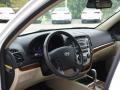Hyundai Santa Fe SE 4WD Powder White Pearl photo #8