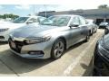 Honda Accord EX-L Sedan Lunar Silver Metallic photo #1
