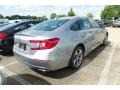 Honda Accord EX-L Sedan Lunar Silver Metallic photo #4