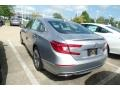 Honda Accord EX-L Sedan Lunar Silver Metallic photo #5