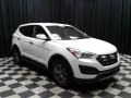 Hyundai Santa Fe Sport Frost White Pearl photo #4