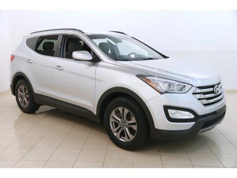 Sparkling Silver 2016 Hyundai Santa Fe Sport AWD