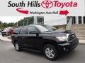 Toyota Sequoia SR5 4WD Black photo #1