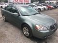 Nissan Altima 2.5 S Mystic Emerald Metallic photo #6