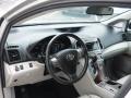 Toyota Venza LE AWD Classic Silver Metallic photo #9