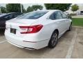 Honda Accord EX-L Sedan Platinum White Pearl photo #4