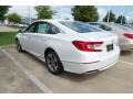 Honda Accord EX-L Sedan Platinum White Pearl photo #6