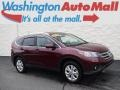Honda CR-V EX-L 4WD Basque Red Pearl II photo #1