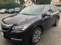 Acura MDX SH-AWD Technology Graphite Luster Metallic photo #3