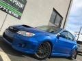 Subaru Impreza WRX Premium 5 Door WR Blue Pearl photo #4