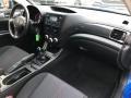 Subaru Impreza WRX Premium 5 Door WR Blue Pearl photo #11