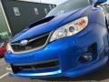 Subaru Impreza WRX Premium 5 Door WR Blue Pearl photo #22