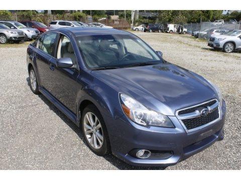 Twilight Blue Metallic 2013 Subaru Legacy 2.5i Limited