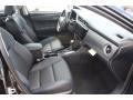 Toyota Corolla XSE Black Sand Pearl photo #32