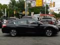 Honda Accord LX Sedan Crystal Black Pearl photo #6