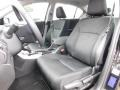 Honda Accord LX Sedan Crystal Black Pearl photo #17