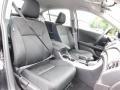 Honda Accord LX Sedan Crystal Black Pearl photo #28