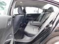 Honda Accord LX Sedan Crystal Black Pearl photo #31