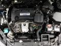 Honda Accord LX Sedan Crystal Black Pearl photo #33