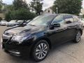 Acura MDX SH-AWD Technology Crystal Black Pearl photo #3