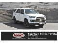 Toyota 4Runner Nightshade Edition 4x4 Blizzard White Pearl photo #1