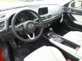 Mazda MAZDA3 Grand Touring 4 Door Soul Red Metallic photo #3