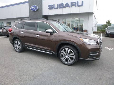 Cinnamon Brown Pearl 2019 Subaru Ascent Touring