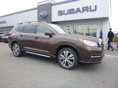 Cinnamon Brown Pearl 2019 Subaru Ascent Limited