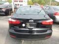 Kia Forte LX Sedan Aurora Black Pearl photo #4