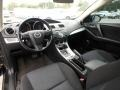 Mazda MAZDA3 i Touring 4 Door Black Mica photo #17