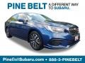 Subaru Legacy 2.5i Premium Abyss Blue Pearl photo #1
