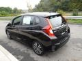 Honda Fit EX Crystal Black Pearl photo #7