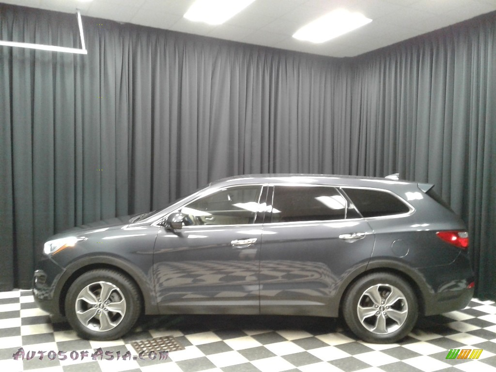2013 Santa Fe GLS - Night Sky Pearl / Beige photo #1