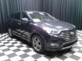 Hyundai Santa Fe GLS Night Sky Pearl photo #4
