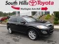 Mazda CX-9 Grand Touring AWD Brilliant Black photo #1