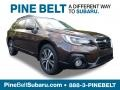 Subaru Outback 2.5i Limited Cinnamon Brown Pearl photo #1