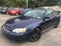 Subaru Legacy 2.5i Sedan Regal Blue Pearl photo #1