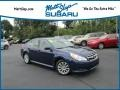 Subaru Legacy 2.5i Limited Azurite Blue Pearl photo #1