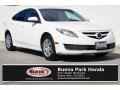 Mazda MAZDA6 i Sport Performance White photo #1