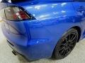 Mitsubishi Lancer Evolution GSR Octane Blue Pearl photo #6