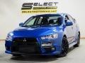 Mitsubishi Lancer Evolution GSR Octane Blue Pearl photo #11