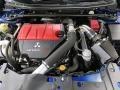 Mitsubishi Lancer Evolution GSR Octane Blue Pearl photo #24