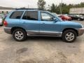 Hyundai Santa Fe GLS Crystal Blue photo #8